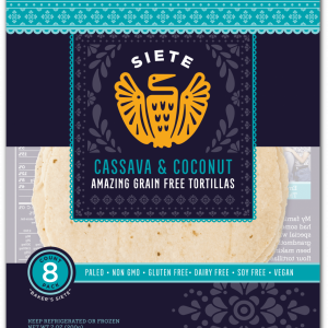 Siete Cassava and Coconut Tortillas Review