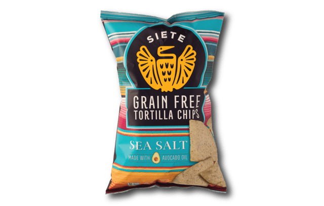 Siete Grain Free Sea Salt Chips Review