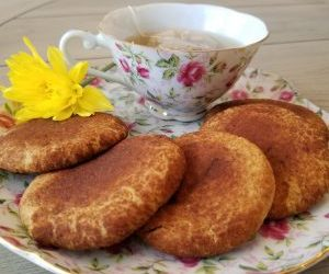 Guiltless Pumpkin Snickerdoodles