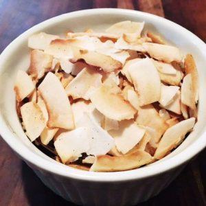 Sea Salt Toasted Coconut Flakes